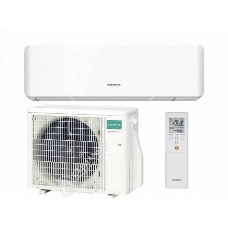 Condizionatore Climatizzatore General Fujitsu Monosplit Inverter R-32 Serie ASHG07KMTA 7000 BTU