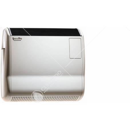 Radiatore a gas stufa convettiva Fondital Gazelle Techno Premix 7000 GPL orologio giornaliero