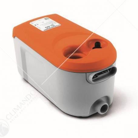 Pompa a Pistone Sauermann Con Serbatoio Per Climatizzatori Portata Fino a 20 LT/H