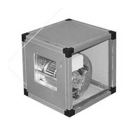 Ventilatore Centrifugo Doppia Aspirazione Direttamente Accoppiato Con Cassa Afonizzata
