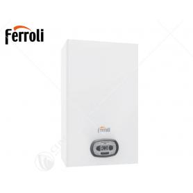 Caldaia A Condensazione Ferroli Bluehelix Tech RRT 24 C Metano Completa Di Kit Scarico Fumi