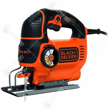 Seghetto Alternativo Pendolare Potenza 620 W Black + Decker