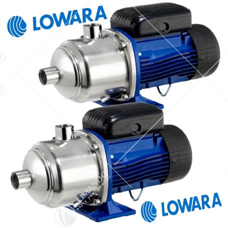 Elettropompa Centrifuga Lowara Orizzontale Multistadio Serie E-HM Mod. 3HM04P05M 0,5 Kw Monofase