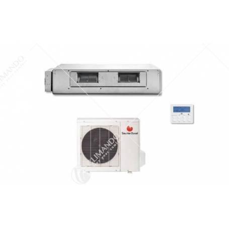 Condizionatore Climatizzatore Hermann Saunier Duval Canalizzabile Inverter 18000 BTU SDH17-050NDI
