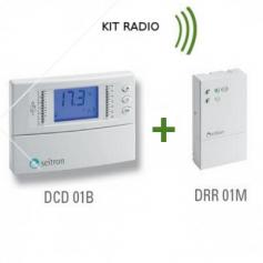 SEITRON KIT RADIO 3 - KIT FREETIME PLUS VIA RADIO