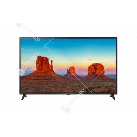 "Tv Led LG 60"" Ultra HD 4K Smart Tv 60UK6200 DVB-C/S2/T2"