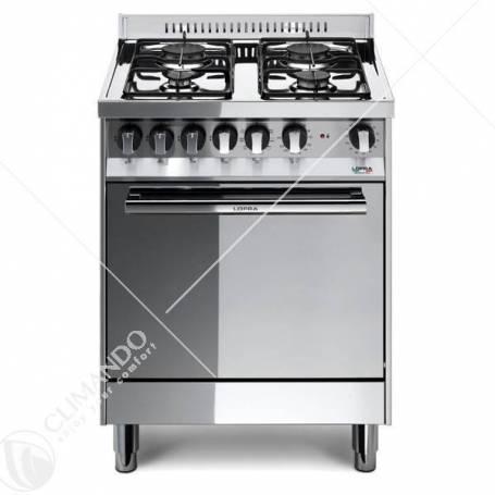 Cucina a Gas Lofra Maxima 60 Modello M65MF a 4 Fuochi