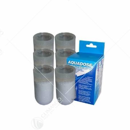 Confezione di 6 Cartuccie Per Dosatore Aquadose