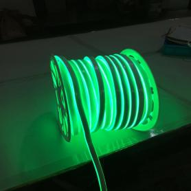 tubo neon flex 88 luci/m bianco freddo
