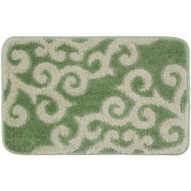 tappeto x bagno \'amalfi\' cm. 50x80 verde