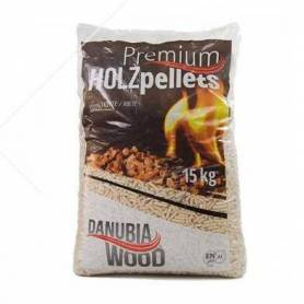 Pedana Pellet Danubia Wood Premium Composizione Pedana a Partire da 5 Sacchi