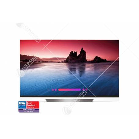 "LG TV 65"" Oled Ultra HD 4K Smart TV 65E8PLA EU Dolby Atomos"