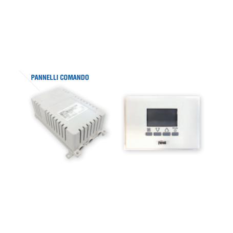 Termostato Ferroli Base Mobiletto TA-F Per Ventilconvettore Top Fan VM-B/VM-F