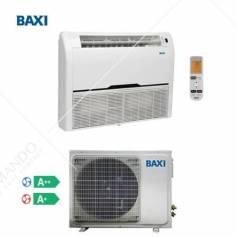 Condizionatore Climatizzatore Baxi Inverter Luna Clima Monosplit Pavimento/Soffitto 18000 BTU RZGNC50