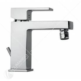 Miscelatore Monocomando Per Lavabo Paini Pilot 04CR211P1 Completo Di Scarico