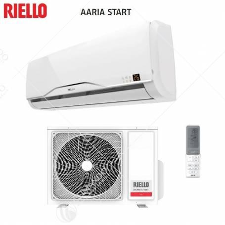 Condizionatore Climatizzatore Riello Inverter Aaria Start 9000 BTU R-32 AMW 25 ST
