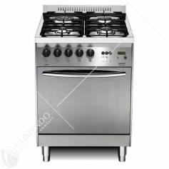Cucina a Gas Lofra Curva 60 Inox C66GV/C Forno Gas Ventilato