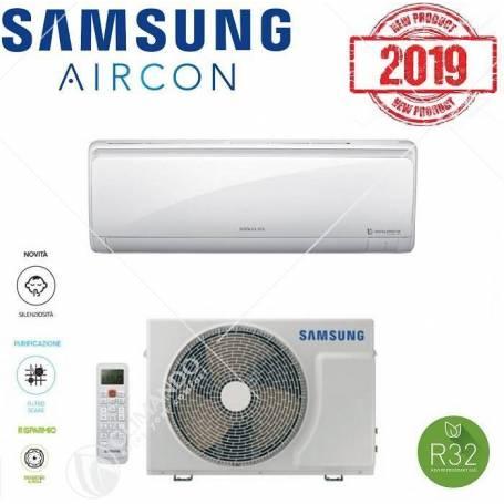 Condizionatore Climatizzatore Samsung Maldives Quantum R-32 9000 BTU F-AR09MLD Nuovo Modello 2019
