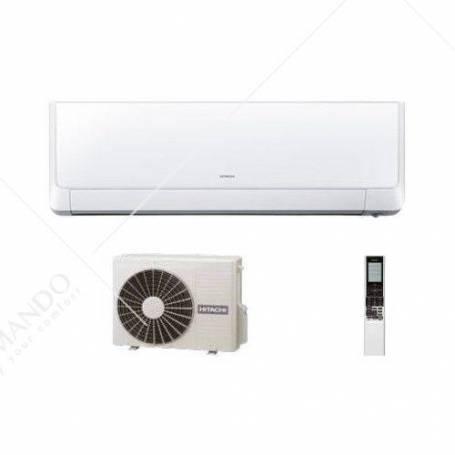 Condizionatore Climatizzatore Hitachi Monosplit Inverter Serie Akebono 9000 BTU RAK-25RXD Wi-Fi Optional