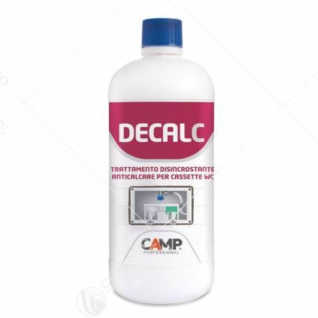 ANTICALCARE DECAL-C  PER CASSETTA WC
