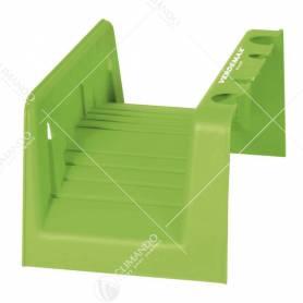Verdemax Porta tubo a parete