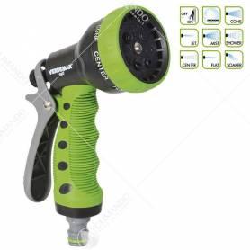 Verdemax Pistola a spruzzo finemente regolabile impugnatura ergonomica