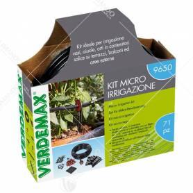 Verdemax Irrigatore multifunzionale 5 getti