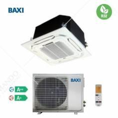 Condizionatore Climatizzatore Baxi Lunaclima Light Commercial Monosplit a Cassetta 18000 BTU