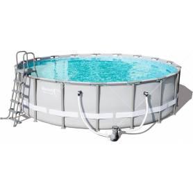 piscina c/telaio completa cm.549x132h 56427
