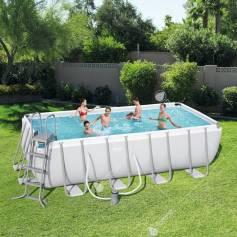 piscina c/telaio compl.cm.488x244x122h 56670