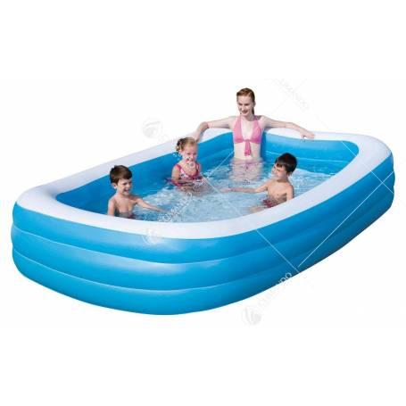 piscina gonfiab. rettang.183x305x56h 54009b