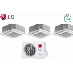 Condizionatore Climatizzatore LG Inverter Cassetta 4 Vie R-32 9000 BTU CT09R NR0