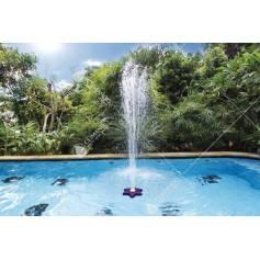 fontana a fiore k737cbx per piscine