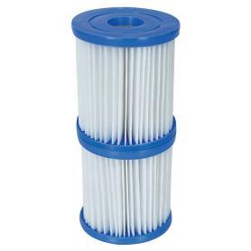 filtro ricambio per pompa 1249 lt/h set 2 pz.