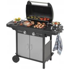 "barbecue a gas ""2 series classic\"" exs vario"