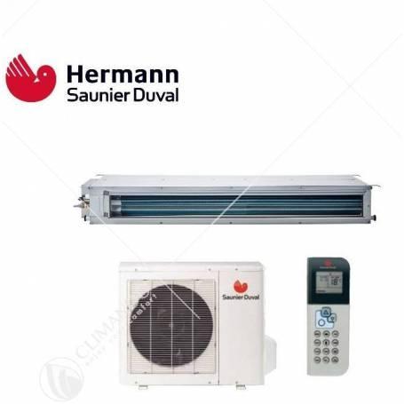 Condizionatore Climatizzatore Hermann Saunier Duval Vivair Canalizzato R-32 SDH19-050 IDNI 18000 BTU