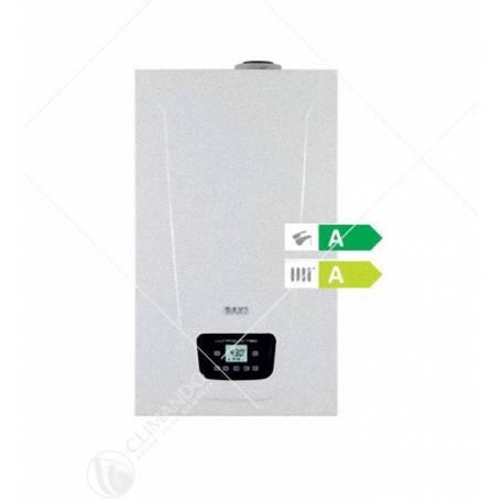 Caldaia a Condensazione Baxi Luna Duo-Tec 24 E Metano Completa Di Kit Scarico Fumi