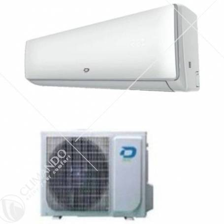 Condizionatore Climatizzatore Diloc Sky Monosplit Inverter R-32 9000 BTU D.SKY9 Wi-Fi Optional