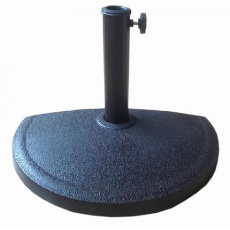 base per ombrellone a parete kg.9
