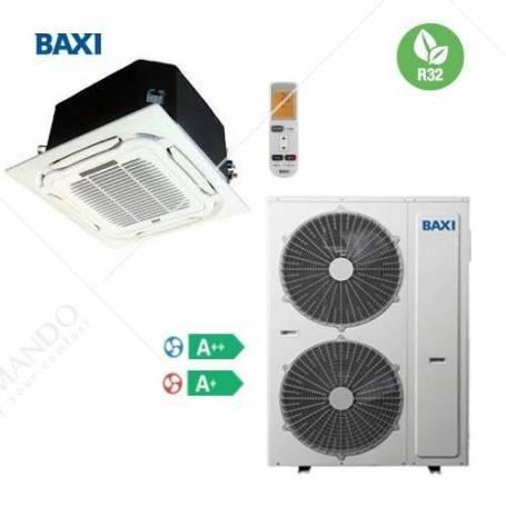 Condizionatore Climatizzatore Baxi Inverter Luna Clima Monosplit A Cassetta 12000 BTU R-32 RZGNK35