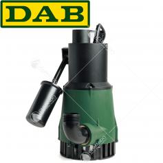 Elettropompa Sommergibile Dab Modello Nova 300 M Per Drenaggio Acque Chiare ad Uso Domestico