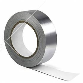 Nastro Adesivo Alluminio Lungh. 50 mt FIB-AIR 50 Largh. 50mm
