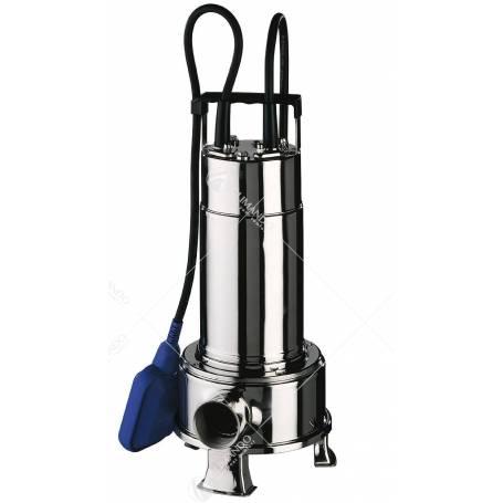 Elettropompa Sommergibile Per Acque Cariche Ebara Modello Right 75 MA Monofase Fino A 300 L/Min Con Galleggiante