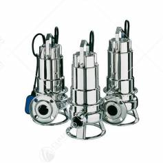 Elettropompa Sommergibile Per Acque Luride Ebara Modello DW M 75 A Monofase Con Galleggiante