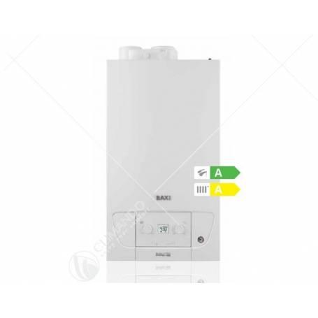 Caldaia a Condensazione Baxi EVOlution Prime 26 Kw Metano Completa di Kit Scarico Fumi
