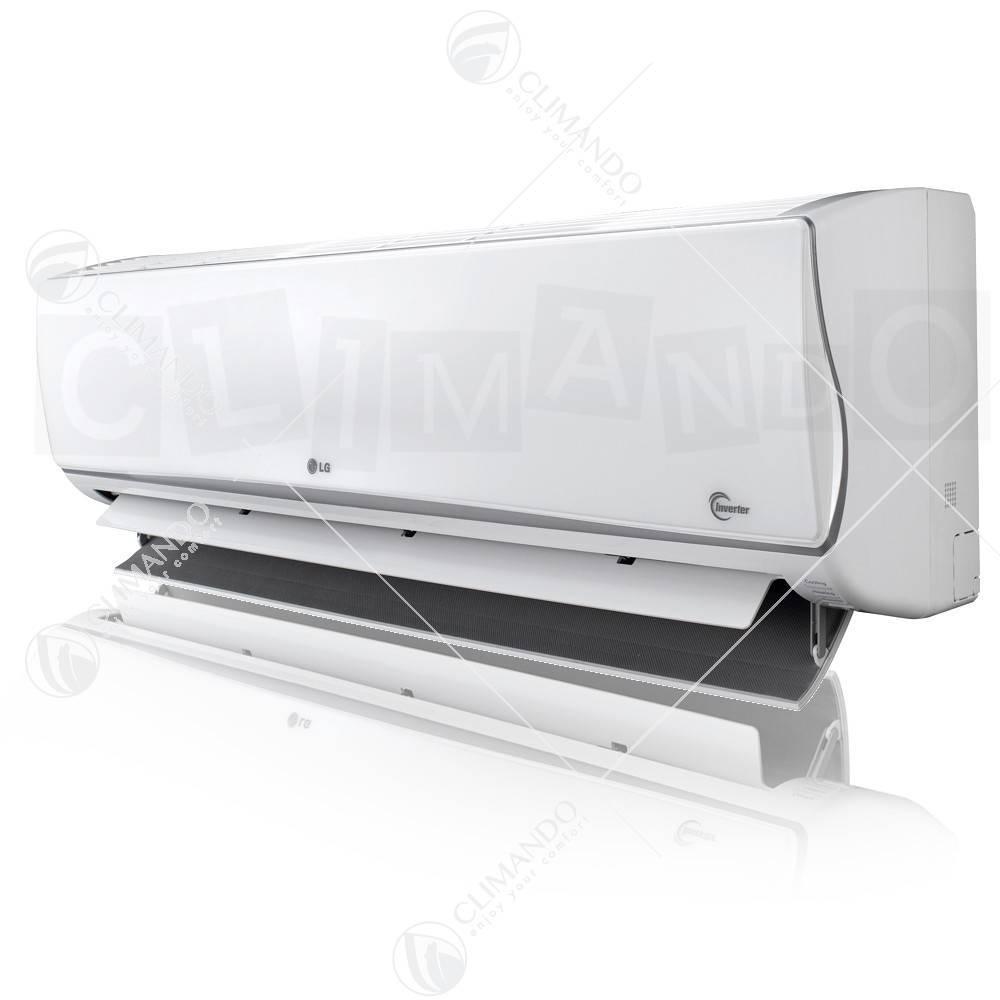 Condizionatore lg dual split inverter libero 12000 18000 for Split condizionatore