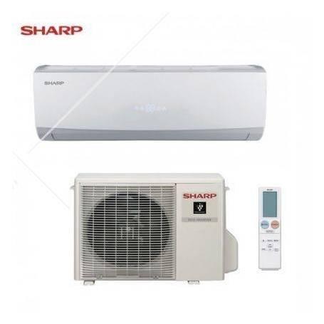 Condizionatore Climatizzatore Sharp inverter Serie Smile Curve SSR AY-XC9SSR 9000 BTU