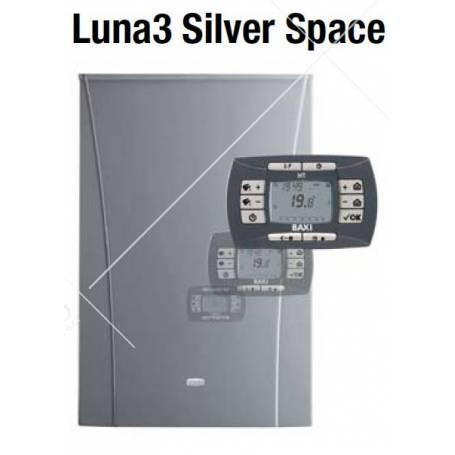 Caldaia baxi luna3 silver space ht 240 a condensazione da for Caldaia baxi luna 3 problemi