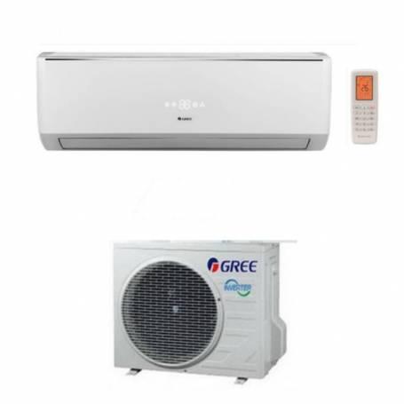 Condizionatore Gree inverter Serie Lomo 12000 BTU GWH12QC-K3DNA1G/O