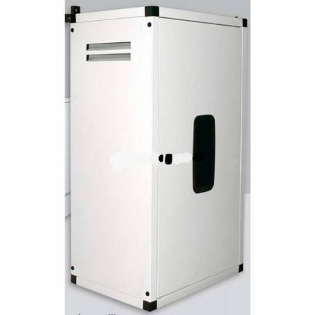 Copricaldaia in lamiera zincata Main bianco universale 1020x550x450
